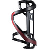 Giant AirWay Sport Side-Pull Water Bottle Cage matt black/glossred